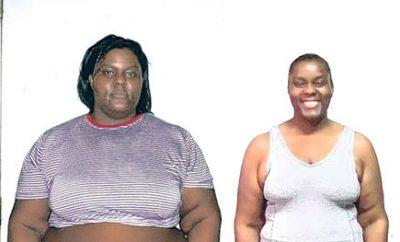 Kwoni King of Fairburn loses 120 pounds