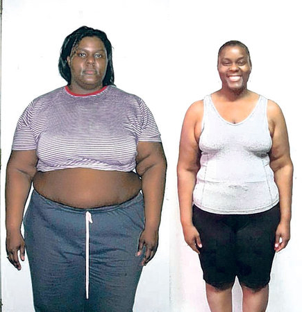 Great success story! Read before and after fitness transformation stories from women and men who hit weight loss goals and got THAT BODY with training and meal prep. Find inspiration, motivation, and workout tips | Kwoni King of Fairburn loses 120 pounds