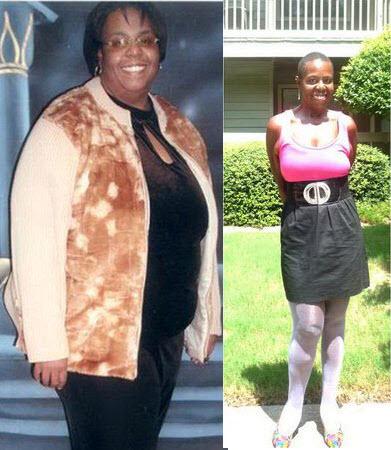 La Dawn H. Hearns of Atlanta loses 211 pounds
