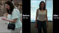 Read on to learn how Laura shed 73 pounds right here!