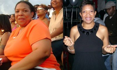 Lisa L. McEachern loses 110 pounds