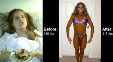 Great success story! Read before and after fitness transformation stories from women and men who hit weight loss goals and got THAT BODY with training and meal prep. Find inspiration, motivation, and workout tips | Lisa Person lost 70 lbs. Learn more right here...