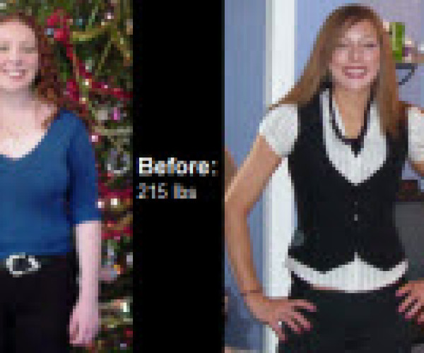 Lynda dedicated herself and lost 83 lbs. Learn how she did it here.