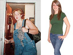 """I Dropped 80 Pounds by Eating at Home"""