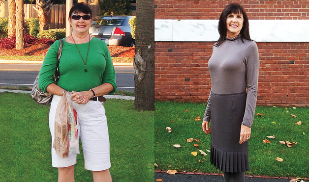 Great success story! Read before and after fitness transformation stories from women and men who hit weight loss goals and got THAT BODY with training and meal prep. Find inspiration, motivation, and workout tips | Kathy Moody, 56, Allston, Massachusetts