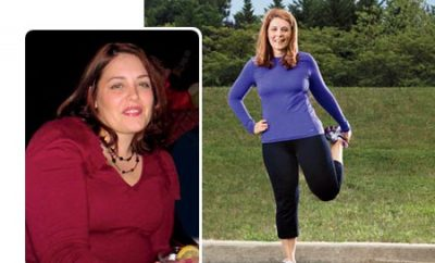 Weight Loss Story: Andrea Vandiver