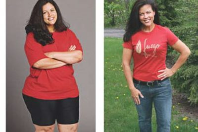 Great success story! Read before and after fitness transformation stories from women and men who hit weight loss goals and got THAT BODY with training and meal prep. Find inspiration, motivation, and workout tips | A Reality TV Show Inspired Her to Lose Pounds
