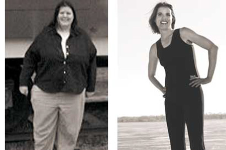 Great success story! Read before and after fitness transformation stories from women and men who hit weight loss goals and got THAT BODY with training and meal prep. Find inspiration, motivation, and workout tips | Click Away Flab :Melissa Hill