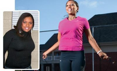 Weight Loss Story: Alexis Burnett