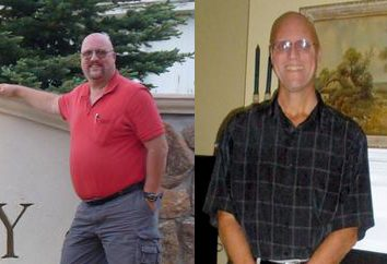 Mark E. Teems loses 128 pounds