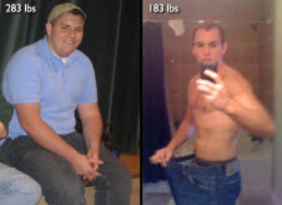 Matt Weight Loss Story