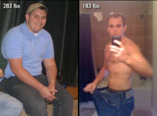Great success story! Read before and after fitness transformation stories from women and men who hit weight loss goals and got THAT BODY with training and meal prep. Find inspiration, motivation, and workout tips | Matt Weight Loss Story