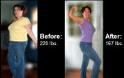 Learn right here the why & how Maureen decided to go from 220 lbs. to 167 lbs and only 13% body fat.