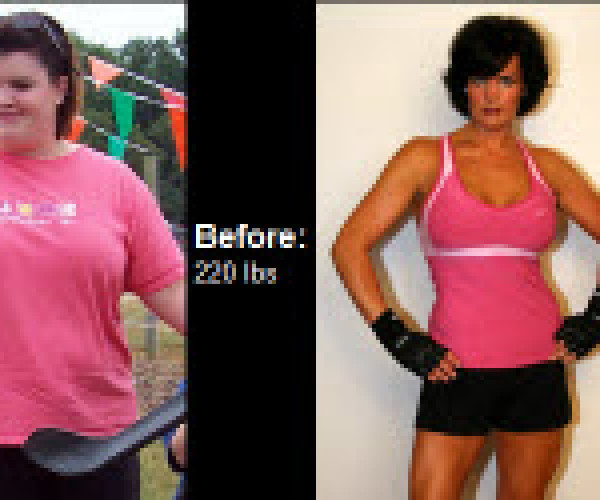 Read on to learn how Mende got motivated and dropped 95 pounds right here!