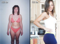 Michelle Lost 51 Pounds And Ditched The Muffin Top!