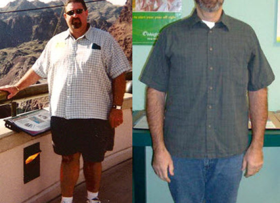 Mike Bellso loses 127 pounds
