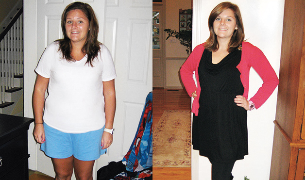 Great success story! Read before and after fitness transformation stories from women and men who hit weight loss goals and got THAT BODY with training and meal prep. Find inspiration, motivation, and workout tips | Brittany Chadziutko, 23, Manalapan, New Jersey