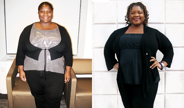 Great success story! Read before and after fitness transformation stories from women and men who hit weight loss goals and got THAT BODY with training and meal prep. Find inspiration, motivation, and workout tips | Shelley Wade, 40, Hoboken, New Jersey