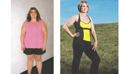 Jennifer's Weight Loss Story
