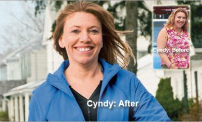 """I Weighed More Than Him."" Cyndy Lost 50 Pounds!"
