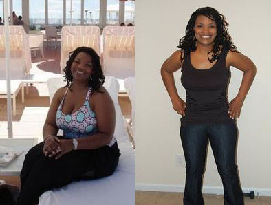 Great success story! Read before and after fitness transformation stories from women and men who hit weight loss goals and got THAT BODY with training and meal prep. Find inspiration, motivation, and workout tips | Renee J. Ross loses 50 pounds