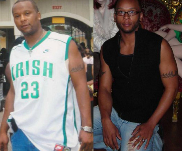 Ryan E. Spears, 28, of Atlanta loses 51 pounds