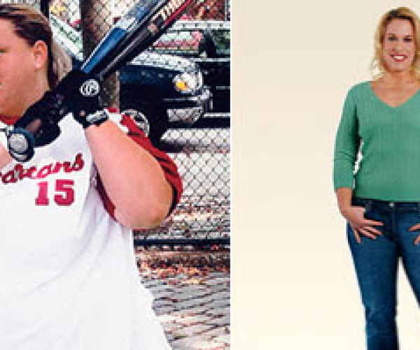 """Healthy Carbs Helped Me Lose 145 Pounds"""