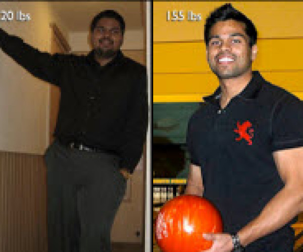 Sameer's Weight Loss Story
