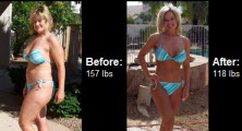 See how Stacie fought back and lost almost 40 lbs and 16% body fat right here!