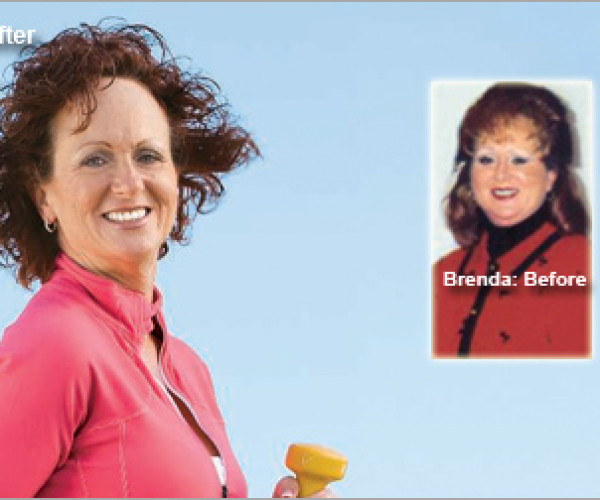 """I've taken charge of my health."" Brenda lost 140 pounds"