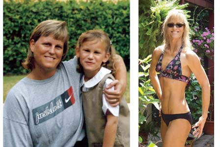 Great success story! Read before and after fitness transformation stories from women and men who hit weight loss goals and got THAT BODY with training and meal prep. Find inspiration, motivation, and workout tips | Shannon Weight Loss Story