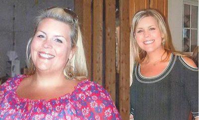 Talia Wade loses 110 pounds
