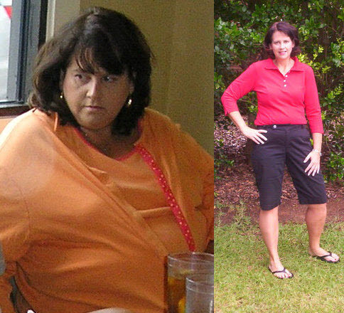 Great success story! Read before and after fitness transformation stories from women and men who hit weight loss goals and got THAT BODY with training and meal prep. Find inspiration, motivation, and workout tips | Tammy Todd of Toccoa loses 132 pounds