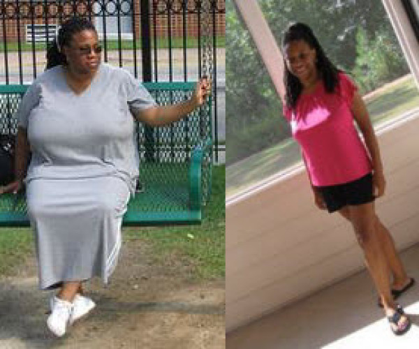 Tiare Smith loses 130 pounds