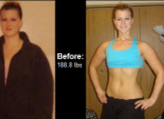 Learn how Tiffany lost 40 pounds and conquered her eating disorder!