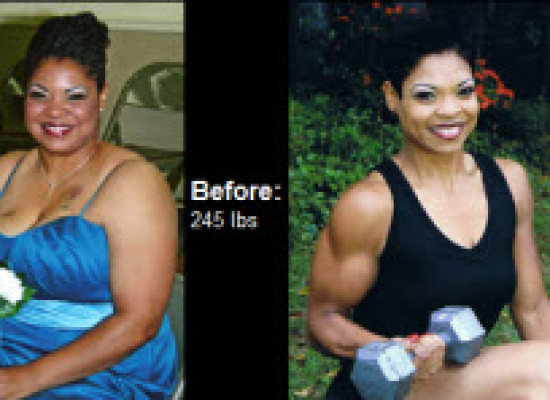 Read on to learn how Tiffany cleaned up her diet and dropped 100 pounds!