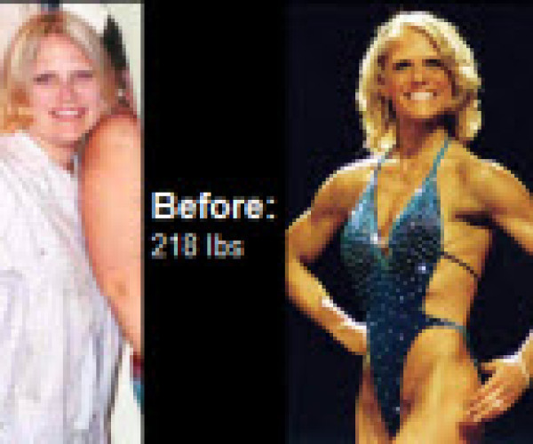 Find out Tracy took her training to the next level and lost a total of over 90 lbs!