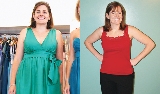 Great success story! Read before and after fitness transformation stories from women and men who hit weight loss goals and got THAT BODY with training and meal prep. Find inspiration, motivation, and workout tips | Katie Bunker, 27, Centreville, Virginia