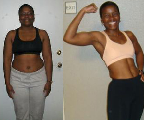 Verah Turner, 44, of Decatur loses 41 pounds