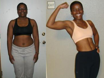 Great success story! Read before and after fitness transformation stories from women and men who hit weight loss goals and got THAT BODY with training and meal prep. Find inspiration, motivation, and workout tips | Verah Turner, 44, of Decatur loses 41 pounds