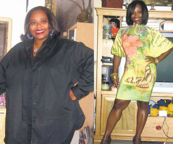 Chaunda Walker Walls, 40, of Lawrenceville loses 101 pounds