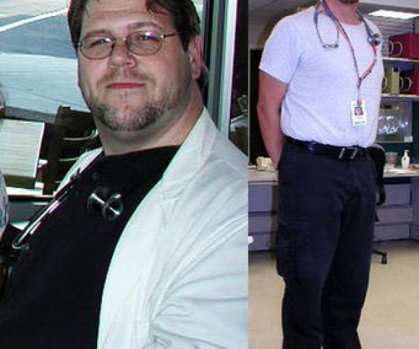 Chris Weight Loss Story