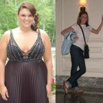 Hannah Conheady, 19, of Lawrenceville sheds 102 pounds