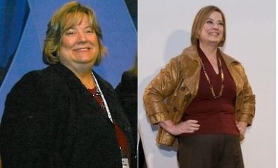 Paula Hickman, 52: Weight lost: 150 pounds