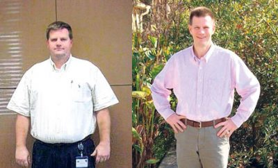 Todd Smith of Hiram loses 106 pounds