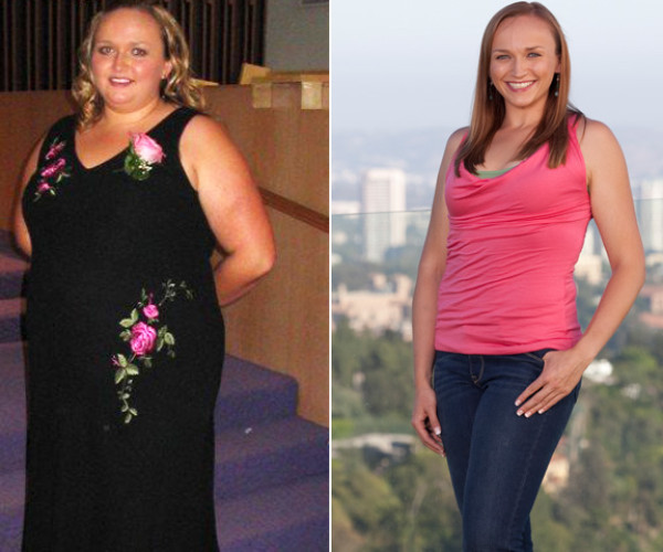 Amanda Learned To Enjoy Exercise And Lost 135 Pounds