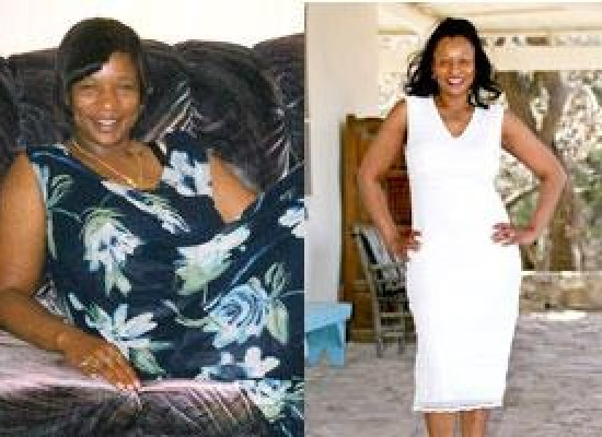 How One Woman Got Motivated to Drop 95 Pounds from a Trip to the Mall