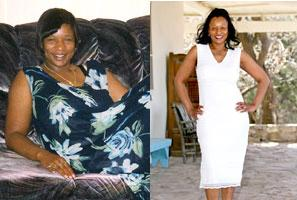 Great success story! Read before and after fitness transformation stories from women and men who hit weight loss goals and got THAT BODY with training and meal prep. Find inspiration, motivation, and workout tips | How One Woman Got Motivated to Drop 95 Pounds from a Trip to the Mall