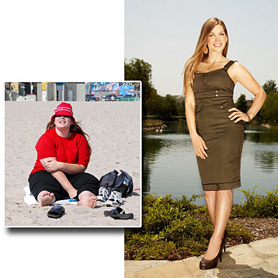 Weight-Loss Success Stories, How Ashley Caudill Loss 151 Pounds