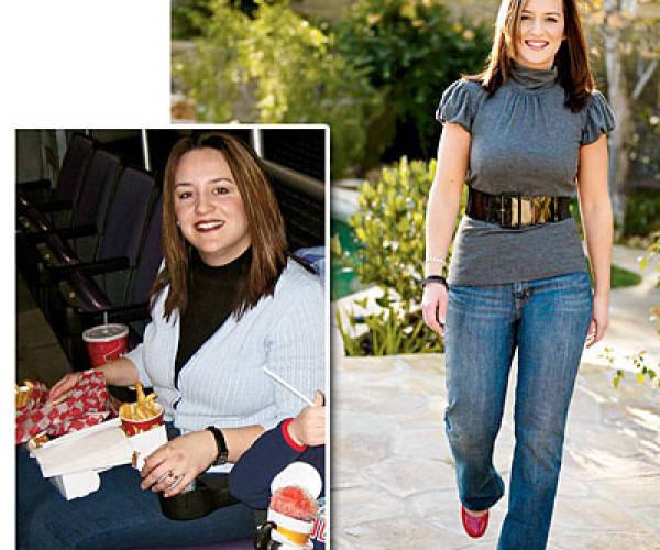 Weight-Loss Success Stories, How Audrea Bauer Loss 62 Pounds